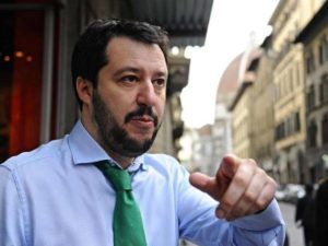 "Salvini: ""Linciato in carcere l'assassino di Fortuna Loffredo? Non mi dispiace"""
