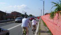 """Sicurezza stradale: arriva dalla Svizzera """"Clara"""", la giacca intelligente che salva la vita ai ciclisti"""