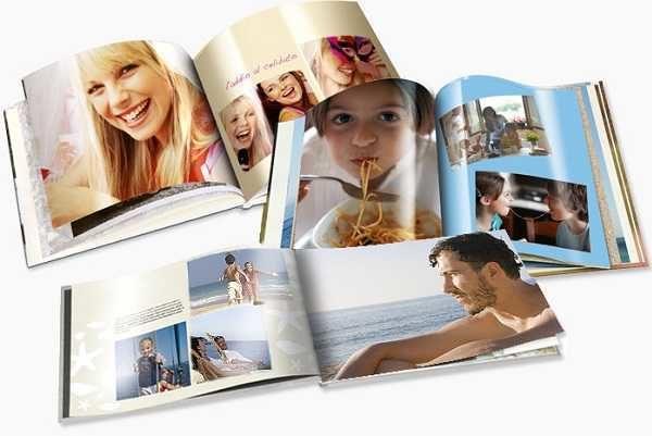 Fotolibro, tutte le tue foto all'interno di una cornice