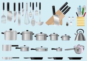 Gli strumenti immancabili in cucina