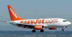 Truffe online, falsi omaggi di biglietti aerei: finti regali di voli easyJet