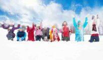 Come prepararti ad andare sulla neve con i tuoi bambini