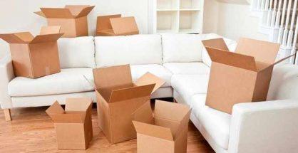 Quanto è stressante fare un trasloco?